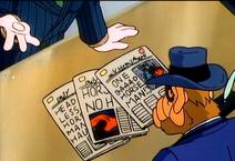 The Daily Hemisphere paper