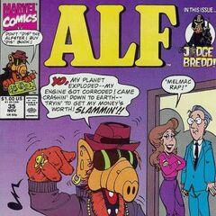 <b>ALF #35</b><br /><i>Rap De Melmac</i><br />01/Enero/1991