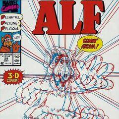 <b>ALF #29</b><br /><i>¡Portada 3-D!</i><br />01/Julio/1990