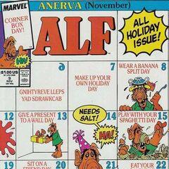 <b>ALF #9</b><br /><i>¡Emisión De Vacaciones!</i><br />01/Noviembre/1988