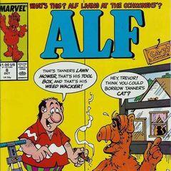 <b>ALF #8</b><br /><i>¿Qué Es Esto, ALF Viviendo Con Los Ochmonek?</i><br />01/Octubre/1988