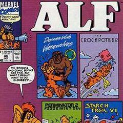<b>ALF #46</b><br /><i>La Serie De TV Y Los Cómics Están Muy Bien, Pero Realmente Queremos Hacerlo En Directo...</i><br />01/Diciembre/1991