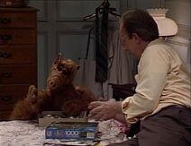 Alf Willie und das Puzzlespiel