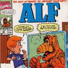 <b>ALF #41</b><br /><i>¡No Intente Ajustar Su Sistema!</i><br />01/Julio/1991