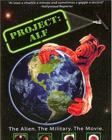 Proyecto: ALF (Película) 1996