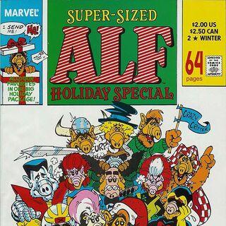 <b>ALF Especial Navidad #2</b><br />Invierno 1990