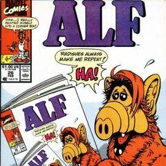 <b>ALF #26</b><br /><i>¡Los Rabanos Siempre Me Hacen Repetir, HA!</i><br />01/Abril/1990