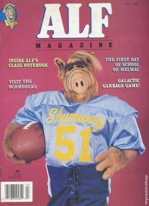 ALF Magazine - Fall 1989