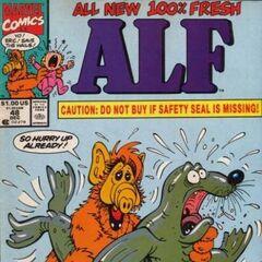 <b>ALF #48</b><br /><i>Lo Nuevo 100% Fresco</i><br />01/Febrero/1992