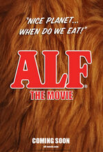ALF the movie teaser