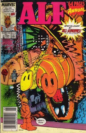 Alf Annual Vol 1 2