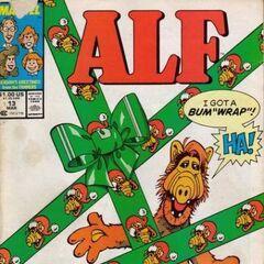 <b>ALF #13</b><br /><i>¡Tengo Una Envoltura!, ¡HA!</i><br />01/Marzo/1989
