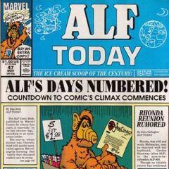 <b>ALF #47</b><br /><i>Hoy ALF</i><br />01/Enero/1992