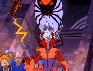 Evil sorceress