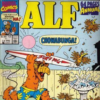 <b>ALF Anual #3</b><br />1990