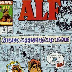 <b>ALF #25</b><br /><i>¡Edición De Aniverario De Plata!</i><br />01/Marzo/1990