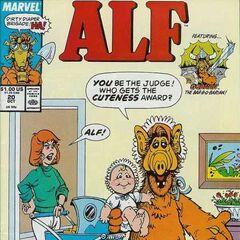 <b>ALF #20</b><br /><i>¡Tú Eres El Juez! ¿Quién Se Lleva El Premio De Ternura?</i><br />01/Octubre/1989