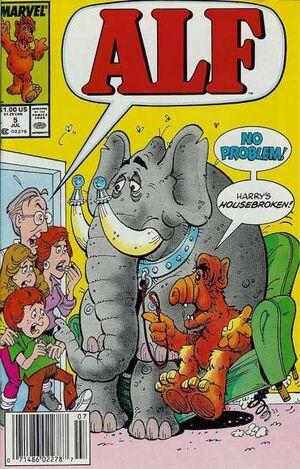 ALF Comic 5