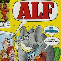 <b>ALF #5</b><br /><i>¡No Hay Problema, Está Muy Bien Educado!</i><br />01/Julio/1988