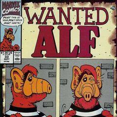 <b>ALF #33</b><br /><i>Se Busca A ALF</i><br />01/Noviembre/1990