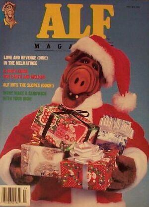 ALF Magazine - Winter 1990