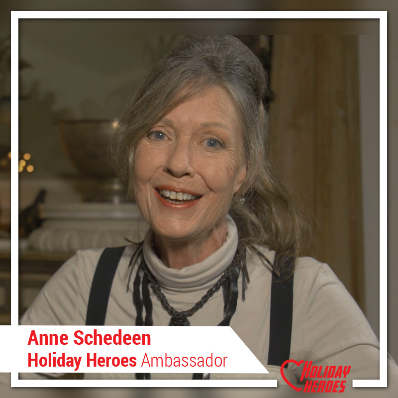 Anne Schedeen Heute