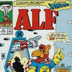 <b>ALF #22</b><br /><i>¡Pues Bien!, ¡Formare Mi Propio Grupo, ALF De Vuelo!</i><br />01/Diciembre/1989