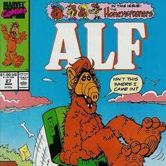 <b>ALF #27</b><br /><i>¡Deslizamiento De Eyección!</i><br />01/Mayo/1990