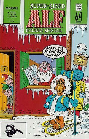 Alf Holiday Special Vol 1 1