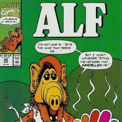 <b>ALF #40</b><br /><i>No Soy De Los Que