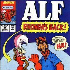 <b>ALF #24</b><br /><i>¡La Espalda De Rhonda!</i><br />01/Febrero/1990
