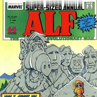 <b>ALF Anual #1</b><br />1987