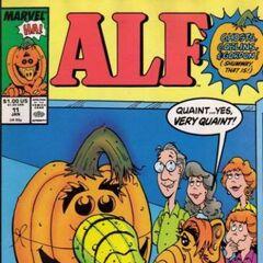 <b>ALF #11</b><br /><i>¡Fantasmas, Duendes Y Gordon!</i><br />01/Enero/1989
