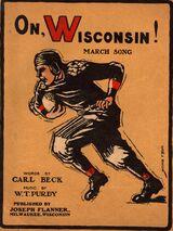 """On Wisconsin"""