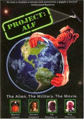 Project Alf DVD
