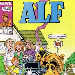 <b>ALF #2</b><br /><i>¡Hey, Un Cliente!</i><br />01/Abril/1988