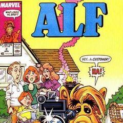 <b>ALF #2</b><br /><i>¡Hey, Un Cliente!</i><br />01/Abril/1988