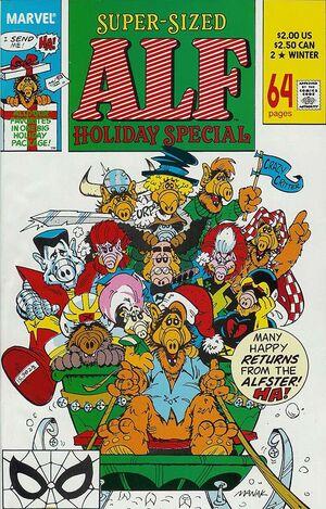 Alf Holiday Special Vol 1 2