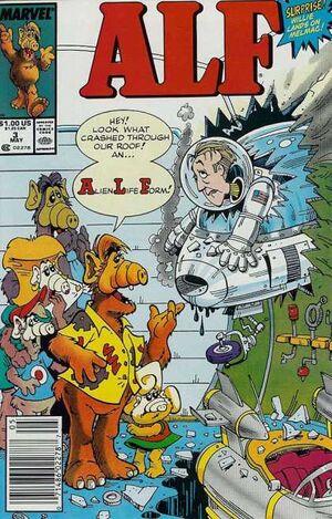 ALF Comic 3