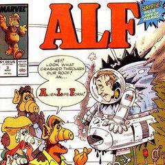 <b>ALF #3</b><br /><i>Forma De Vida Extraterrestre</i><br />01/Mayo/1988