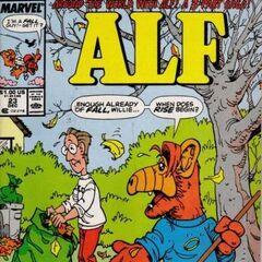 <b>ALF #23</b><br /><i>¡Alrededor Del Mundo Con ALF, Una Saga En Tres Partes!</i><br />01/Enero/1990