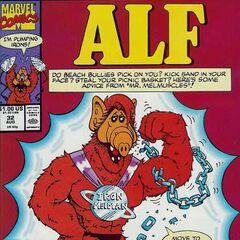 <b>ALF #32</b><br /><i>Músculoso Con Destino A La Gloria</i><br />01/Octubre/1990