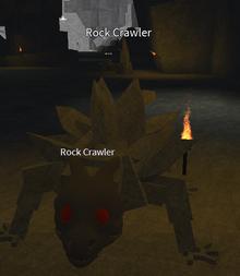 Rock crawler