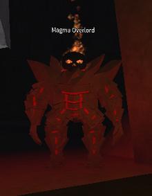 Magma Overlord