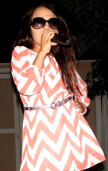 Brianna Roar GOLWT live