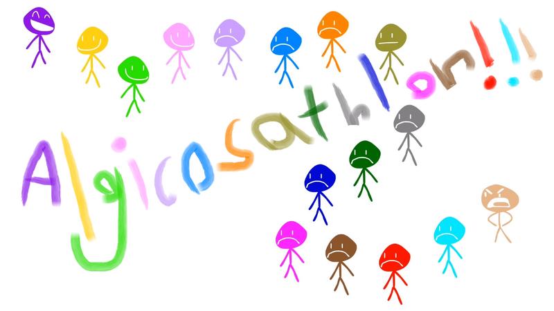 Algicosathloncontestants