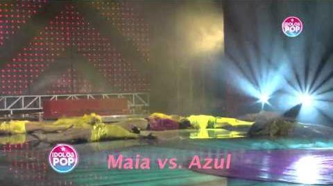 """Azul y Maia """"Fuimos Amigas""""- Aliados"""