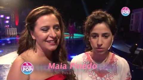 "Aliados ""Madre e hija"" Maia en idolos pop-0"