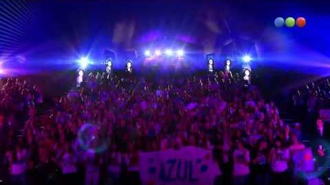 Aliados Amor Mio - Video Official