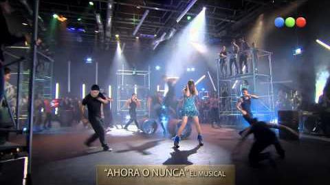 """""""Ahora o nunca"""" el musical de Azul - Aliados-0"""